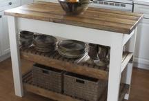Kitchen ideas / by StephanieandTodd Haire