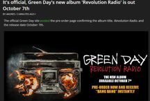 GREEN DAY MY FAVE ALL TIME BAND / Green Day is ruining in my blood , my heart and religion