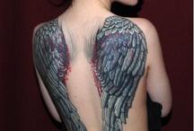 Tattoos / by Mary Linda Miranda