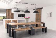 RUW keukens / Ook voor uw maatwerk keuken bent u bij RUW aan het juiste adres! Hier een selectie van enkele door RUW gerealiseerde keukens op maat.