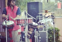 Jaipur Beats / During concert playing with my band