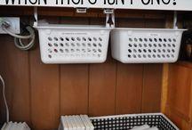 Life Hacks / Organizing . Household  / by Stephanie Dockhorn