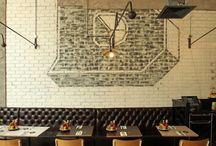 Restaurant & bar / Ideeen voor restaurant/bar in de toekomst. Impressies, fantasieën, voorbeelden, etc.