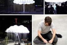 Interactive installations for kids