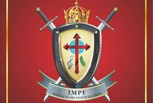 Institucional IMPF / Brasão / Artes / Arte/Capa Pasta de Documentos Escola Bento XVI / IMPF Créditos de imagem: Weslley Marchezan Setembro/2015