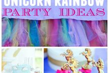 Children's Parties / Fun ideas for your next celebration. Kid tested and parent approved!