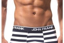 John Frank / Boxer