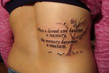 Used Tattoos  / by Constance