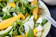Salate / salads