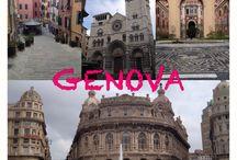 Lingua e cultura italiane a Genova / Lingua italiana, cultura, città, libri, romanzi, vino,ricette, Genova