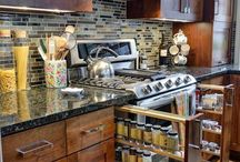 Dream Kitchen / by Jennifer Smolenski