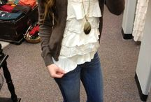 What to wear / by Courtney Cruse Halverson