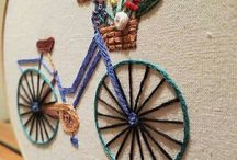 stary bicykel
