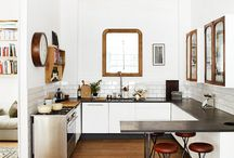 interior / kitchens