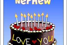 Nephew birthday