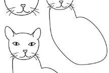 Katzenskizzen