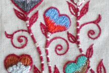 Angie's Embroidery Wants / Pretty little needlework inspirations. / by Angie Hernandez, Hypnotherapist