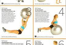 Workouts ~ Ball Workouts