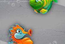 cg рыбы