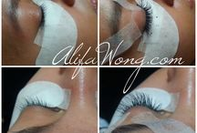 Lashes Done by Heera / Beautiful Eyelash Extensions done by our Lead Technician, Heera