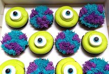 Monsters Inc. Desserts