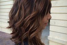 Kahverengi Saç
