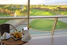 Golfing Hotels We Love