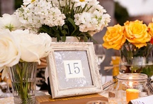 Center of Attention / Of course the guest of honor is the most important figure at a celebration. However, they wouldn't shine quite as bright without the help of other fabulous details...like center pieces. So many options! Thankfully, we're here to help!