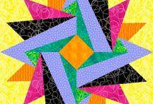 Quilt blocks / by Keri Osterdyk