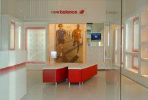New Balance, 2015 / Showroom   New Balance, 2015, Lecce