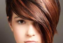 Livenia's hair