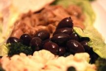 KOSHER STANDARDS  / Lebanese cuisine is mostly vegetarian and is therefore made to  Kosher standards.