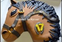 Tartas de caballos