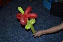 moje tvoreni z balonku