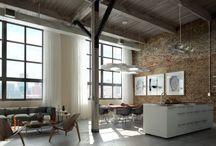 Deco living rooms