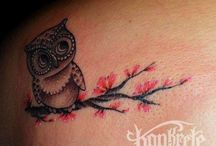 owl tatoo