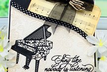 The Eleganza Collection / by Tattered Lace Dies