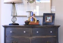 Furniture redos / by Sherry Kingcade