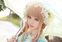 Cosplay(Anime|itp.