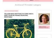 InkFactory Printables / Printables