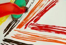 preschool painting