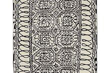 Mariscal Textiles / Javier Mariscal diseña estampados para diversas casas de textiles y alfombras, explorando siempre nuevos campos de expresión.