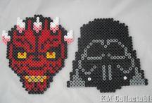 z - pixel art - Star Wars