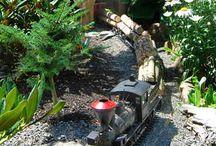 miniature / trenini, casa delle bambole ...