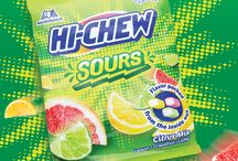 Hi-Chew Sours / by Hi-Chew USA