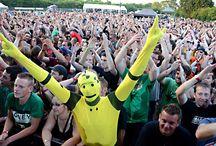 Live crowds / Public en délire