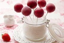 Sucette fraise
