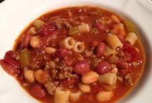Soups & Chili / by Amanda Inman