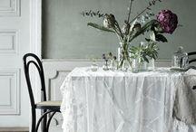 wedding TABLE / Hier findet Ihr eine Ideensammlung zu eurer Tischdekoration. Wie ist der Tisch geschmückt, wie viele Ideen wie die Servietten gefaltet sind, Blumendekoration, Vasen und vieles mehr .... lasst euch inspirieren