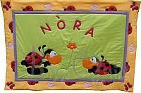 BigaQuilt / Quilt, patchwork, applique, wall quilt for kids